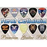 Hawkwind Guitar Picks X 10 (A5)