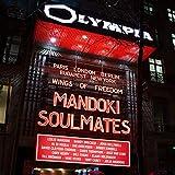 Mandoki Soulmates - Wings of Freedom [Blu-ray]