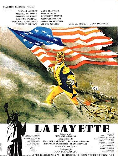 La Fayette [Blu-Ray]