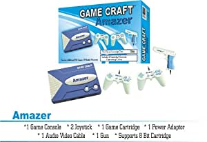 Gamecraft Amazer Game-Blue