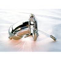 Edelstahl Keuschheitskäfig mit Dilator Male Chastity Cage with 13mm Removable Urethra Tube (45mm) preisvergleich bei billige-tabletten.eu