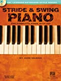 Hal Leonard Keyboard Style Series : Stride And Swing Piano Complete Guide + Cd