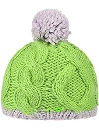 Cappellishop Twist Berretto da Bambino con Pon berretti pompon beanie  lavorato a maglia b00548e051a6