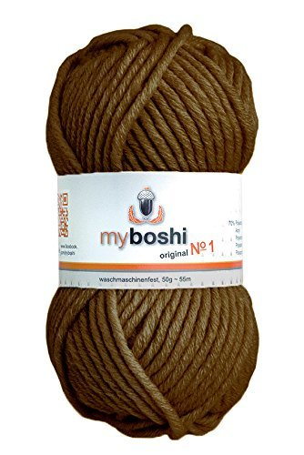 myboshi Wolle Original No.1 Farbe Muskat, Fb. 176 gebraucht kaufen  Wird an jeden Ort in Deutschland