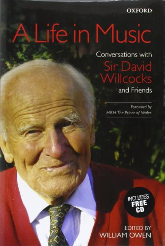 Sam Brown Oxford (A Life in Music: Conversations With Sir David Willcocks and Friends)