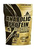 PEAK Anabolic Protein Selection Vanilla 500g | Premium Molkenprotein mit L-Leucin und Soja-Isolat | BCAA | Glutenfrei | Arotop Qualitätssiegel durch Qualitätskontrollen in Deutschland | Proteinshake für Bodybuilding, Kraftsport und Fitness | Eiweißpulver |