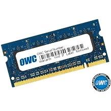OWC 2GB, PC5300, DDR2, 667MHz 2GB DDR2 667MHz módulo de - Memoria (PC5300, DDR2, 667MHz, DDR2, Portátil, 200-pin SO-DIMM, 128M x 8, 1 x 2 GB, Azul)