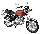 1978 Honda Hawk II CB400T Bike Motorrad 1:12 Model Kit Bausatz Aoshima 053966