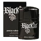Paco Rabanne Black XS, homme/man, Eau de Toilette, 50 ml, 1er Pack