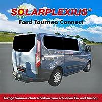 Auto Sonnenschutz fertige Sonnenblenden keine Folie FORD Maverick Bj.00-07