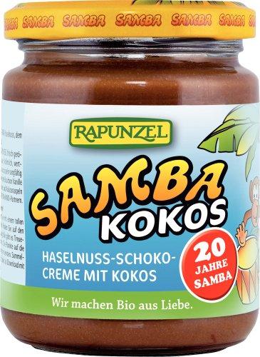 Rapunzel Samba Kokos, 1er Pack (1 x 250 g) - Bio