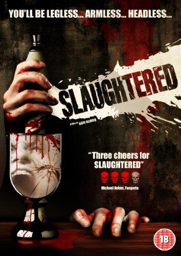 Slaughtered [DVD] [Edizione: Regno Unito]