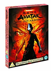 Avatar: The Last Airbender - The Complete Book 3 Fire DVD Collection
