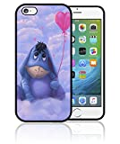 Fifrelin Coque Etui Housse Bumper Apple iPhone Bourriquet Love Cute Disney Winnie Lourson