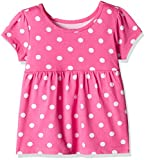 #1: The Children's Place Baby Girls' T-Shirt (2071292_Tropical Rose_18-24 Months)