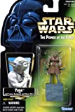 Star Wars Green Card Yoda Action Figure