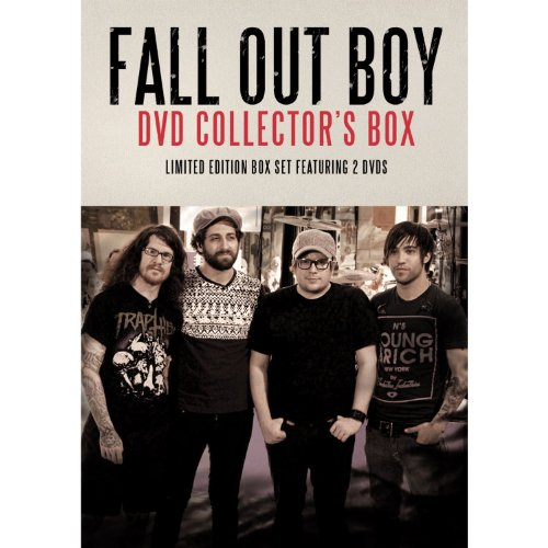 Fall Out Boy - DVD collector's box