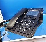 Telefono Fisso SIRIO* con Vivavoce (funziona senza Batterie e Alimentatore)Nuovo immagine
