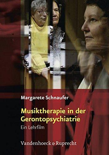 Musiktherapie in der Gerontopsychiatrie, 1 DVD