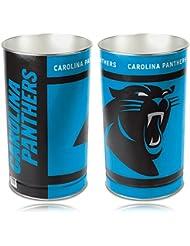 Wincraft NFL Corbeille à papier Panthers de la Caroline
