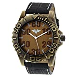 Earton Analog Men's Brown Dial Watch-62
