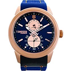 TechnoSport Damen Chrono Uhr - AQUA rose gold / navy