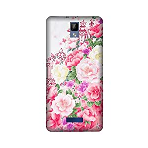 Yashas High Quality Designer Printed Case & Cover for Gionee p7 (Art Pattern)