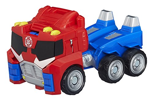 Transformers Action Figures Transformers Playskool Heroes Rescue Bots
