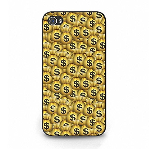 Emoji Iphone 4/4s Case Fashionable Mint Emoji Phone Case Cover for Iphone 4/4s Emoticons Cute Color100d