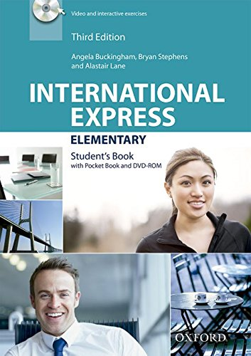 International Express Elementary. Student's Book Pack 3rd Edition (International Express Third Edition) por Angela Buckingham