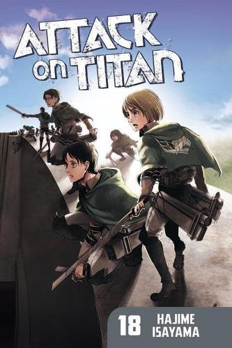 Attack On Titan 18 (Attack on Titan (Includes All Subseries))