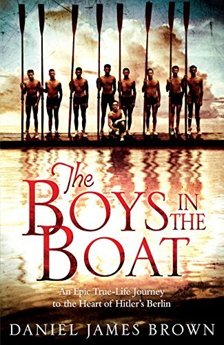 The Boys In The Boat by James Brown, Daniel (2014) Paperback