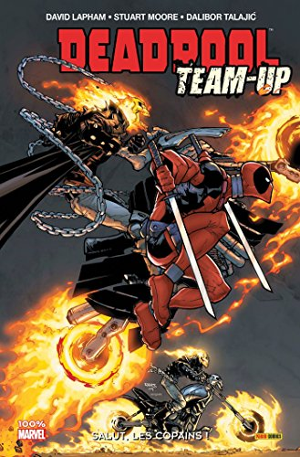 DEADPOOL TEAM UP T01