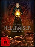 Hellraiser Trilogy Blu-ray-Deluxe-Box - Limited Edition Blu-ray-Set (5 Discs im Digipack + Buch im Hartkarton) (Blu-Ray)