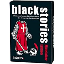 Moses 106524 - black stories Mittelalter