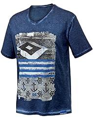 "T- Shirt Hamburger SV ""Flagge"""