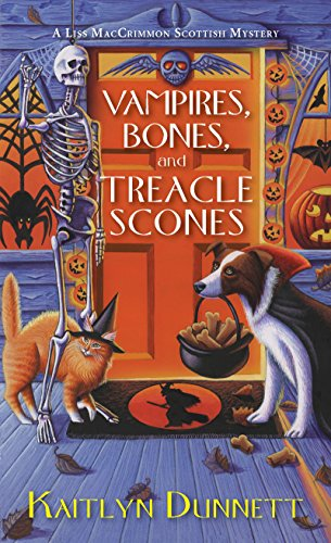 Treacle Scones (A Liss MacCrimmon Mystery) (Halloween-scones)