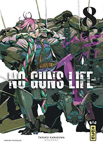 No Guns Life Edition simple Tome 8