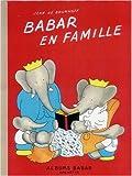 Babar En Famille (Albums Babar)