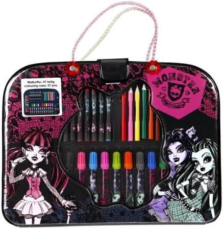 BABY-WALZ Le coffret à dessin dessin dessin Monster High, multicolore B009FC8XVC | Les Produits Sont Vendu Sans Limitations  df7134