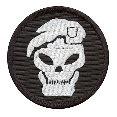 2AFTER1 SOG Call of Duty Black Ops COD COD7 Milspec Rangers Warfare Morale Touch Fastener Patch (Cod Patch)