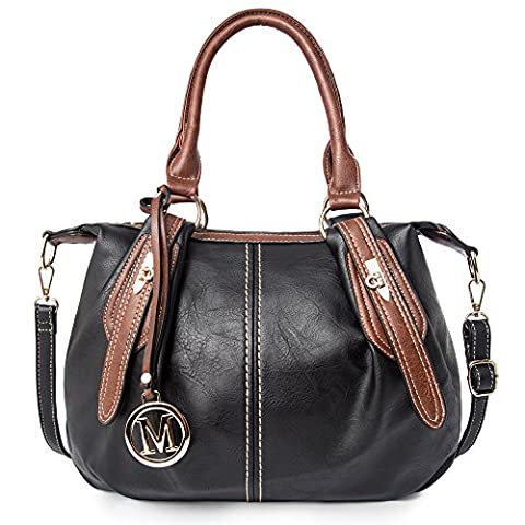 GoodPro Women Handbags Satchel Shoulder Bags Messenger Tote Handbags for