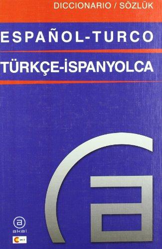 Diccionario español-turco (Diccionarios bilingües) por Carmen Uriarte