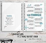 Reisetagebuch Kanada zum selberschreiben / als Abschiedsgeschenk -