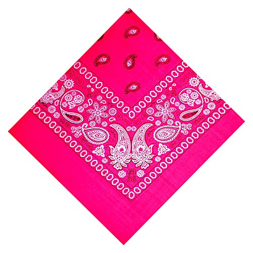Evil Wear Damen Herren Nickituch Halstücher Pasle. Muster: Farbe: pink