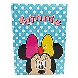 Seven Disney Minnie Pop Pois Agenda Scolaire 10 Mois Bleu Clair