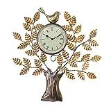 APKAMART Handcrafted Vintage Clock cum W...