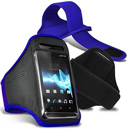 Huawei-P9-Plus-Armbnder-Hlle-Cover-mit-verstellbarem-Klettverschluss-zum-Sport-im-Fitnessstudio-beim-Joggen-Laufen-Fahrradfahren-Radfahren-Schutz-Von-Gadget-Giant