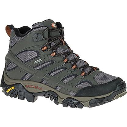 Merrell Women's Moab 2 Mid GTX High Rise Hiking Boots 3