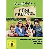 Enid Blyton - Fünf Freunde Box 2, Folgen 14-26